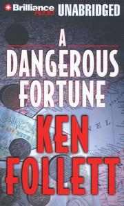 Cover of: Dangerous Fortune, A