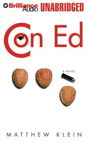Cover of: Con Ed | Matthew Klein