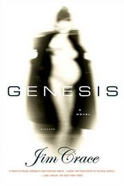 Cover of: Genesis | Jim Crace