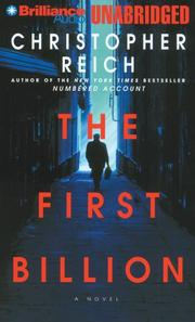 Cover of: First Billion, The