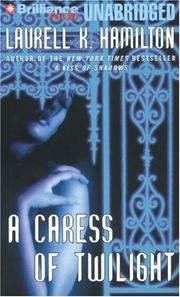 Cover of: Caress of Twilight, A (Meredith Gentry)