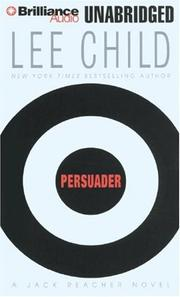 Cover of: Persuader (Jack Reacher) | Lee Child