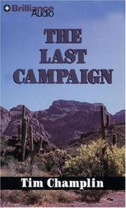 Cover of: Last Campaign, The (Five Star westerns)