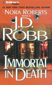 Cover of: Immortal in Death (In Death)