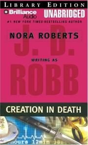 Cover of: Creation in Death (In Death) | Nora Roberts