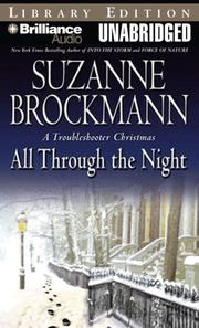 Cover of: All Through the Night (Troubleshooters, Book 12)