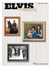 Cover of: Elvis - By the Presleys