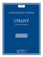 Cover of: Chant