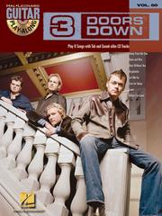 Cover of: 3 Doors Down | 3 Doors Down