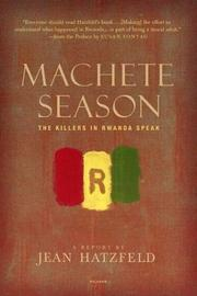 Cover of: Saison de machettes