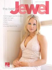 Cover of: The Best of Jewel - Piano/Vocal/Guitar