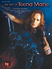 Cover of: The Best of Teena Marie | Teena Marie