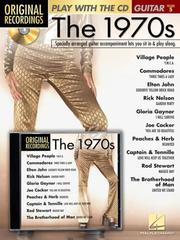 Cover of: THE 1970S GUITAR VOLUME 5    W/CD (Play With the CD Series) | Hal Leonard Corp.