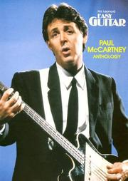 Cover of: Paul McCartney - Anthology