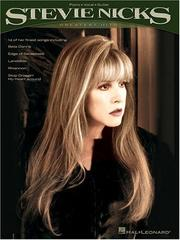 Cover of: STEVIE NICKS GREATEST HITS