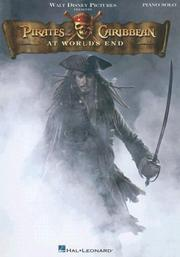 Cover of: PIRATES AT WORLDS END (PIANO SOLO)