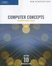 Cover of: New Perspectives on Computer Concepts, 10th Edition, Introductory | June Jamrich Parsons, Dan Oja