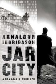Cover of: Jar City