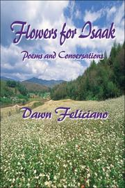 Cover of: Flowers for Isaak