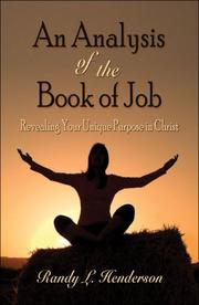 An Analysis of the Book of Job
