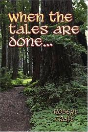 Cover of: When the Tales Are Done