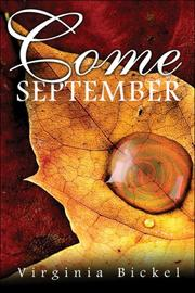 Cover of: Come September