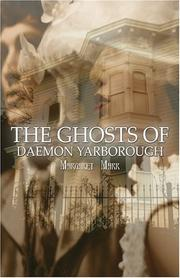 Cover of: The Ghosts of Daemon Yarborough