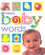 Cover of: Happy baby words