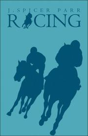 Cover of: Racing | J. Spicer Parr