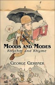Cover of: Moods and Modes