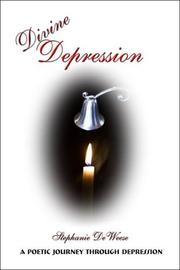Cover of: Divine Depression | Stephanie Deweese