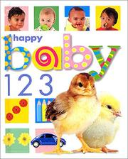 Cover of: Happy baby 123: Spanish/English bilingual