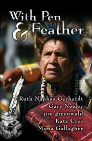 Cover of: With Pen & Feather | Ruth Naphas Gerhardt