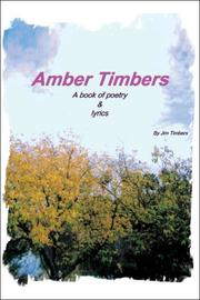 Cover of: Amber Timbers | James Timbers