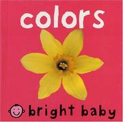 Cover of: Bright Baby Colors (Bright Baby)