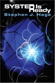 Cover of: SYSTER Is Ready | Stephen J. Hage