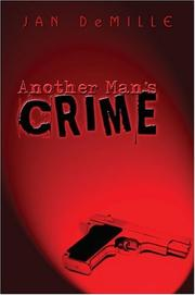 Cover of: Another Man