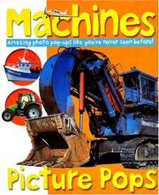 Cover of: Picture Pops Machines (Picture Pops)
