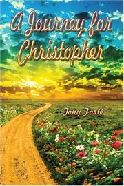 Cover of: A Journey for Christopher | Tony Forte