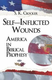 Cover of: Self-Inflicted Wounds | S.K. Crocker