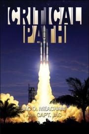 Cover of: Critical Path | Jac D. Meacham
