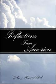 Cover of: Reflections from America