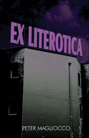 Cover of: Ex Literotica by Peter Magliocco