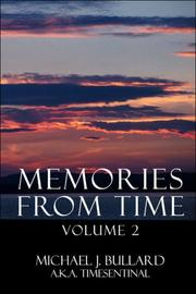 Cover of: Memories from Time | Timesentinal