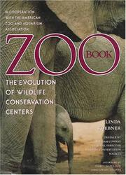 Cover of: Zoo book