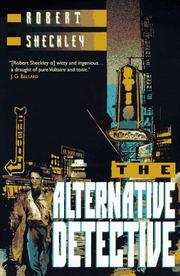 Cover of: The Alternative Detective