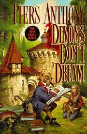 Cover of: Demons Don't Dream