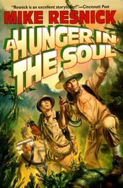Cover of: A hunger in the soul