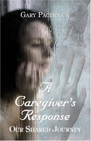 Cover of: A Caregiver