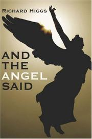 Cover of: And the Angel Said